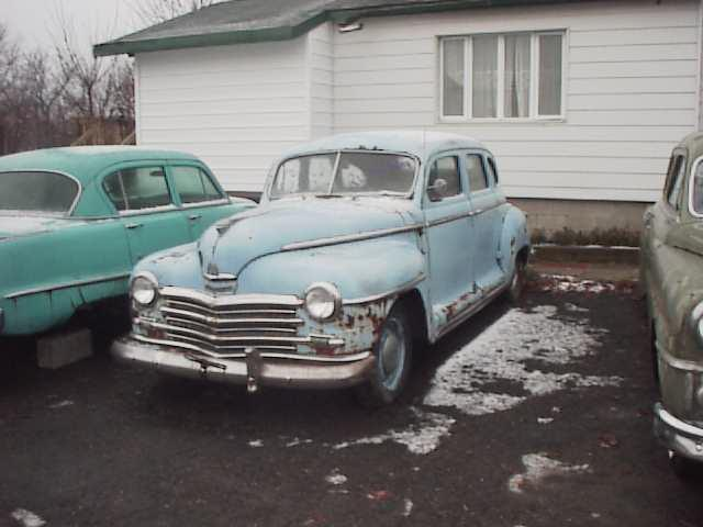 Vehicles for sale for 1946 plymouth special deluxe 4 door